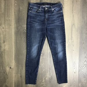 Lucky Brand Ava Supper Skinny Jeans